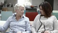 Major praise for Lucy Kennedy as she moved in with Katie Hopkins