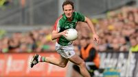 Alan Dillon retires from Mayo duty