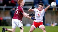 Galway survive second-half rally from Tyrone to secure win