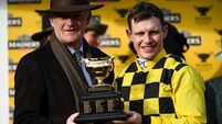 Friday four-timer powers Willie Mullins to leading trainer crown; Paul Townend takes top jockey