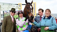 Min gets the least he deserves with long-awaited Cheltenham win