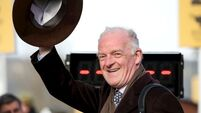 'This is the icing on the cake': Willie Mullins celebrates Cheltenham Gold Cup double