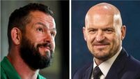 Donal Lenihan: Andy Farrell and Gregor Townsend feeling different degrees of strain