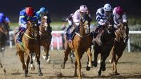 Mack's the man for Betfair cavalry charge