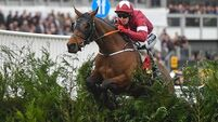 Tiger Roll stands ground at latest Grand National stage