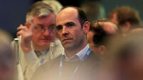 Dermot Earley steps down as GPA chief executive after less than a year