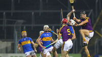 Tipperary hold on despite late Wexford rally