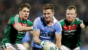Routine victory for Dublin over Mayo