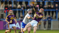 Visitors Wexford reap benefits of last week's Walsh Cup run-out with win over Waterford