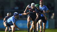 Galway lead from third minute to win over Dublin