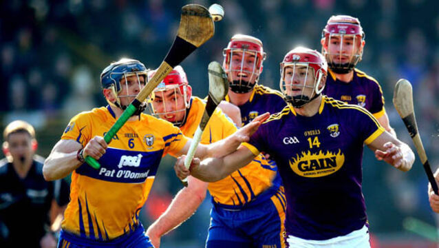 Wexford impress in win over Clare