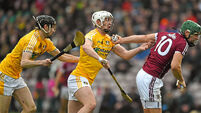 Galway find form in closing minutes against Antrim