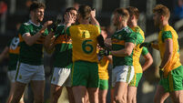 14-man Kerry edge out the 13 men of Donegal