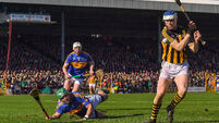 Honours for Kilkenny in pulsating clash with Tipperary