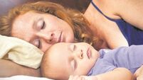 Too close for comfort? Debate on bed sharing with baby continues