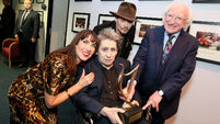 Pics: Stars turn out for Shane MacGowan's 60th birthday bash in Dublin