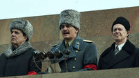 'An abomination and filth' - Russia bans satirical film about Joseph Stalin's death