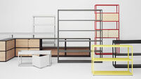 Shelf life: Combining functionality and form