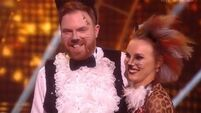 Bernard O'Shea on DWTS exit, 'I spent six hours learning how to walk'