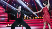 The country left devastated as Marty Morrissy is eliminated from Dancing with the Stars