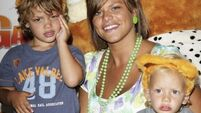 Jade Goody's son Bobby is now over six feet tall