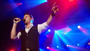 Nathan Carter has announced he's returning to play Live at the Marquee