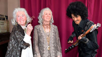 Phil Lynott's mother emotional after Dublin waxwork pairing unveiled