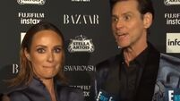 You need to see this bizarre Jim Carrey red carpet interview