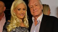 All eyes on Hugh Hefner's former girlfriend after she revealed secrets of the Playboy Manison