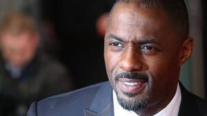 Idris Elba reading erotic fan-fiction about himself is gloriously awkward