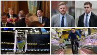 LUNCHTIME BULLETIN: R116 report recommends review of search and rescue operations; Liverpool face Man City in Champions League quarter-finals