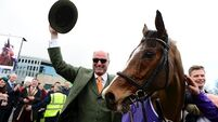 Racing's equivalent of Benjamin Button gives Willie Mullins another special win