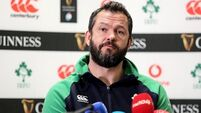 Donal Lenihan: Andy Farrell must prepare to jump from famine to a feast activity