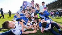 Anthony Daly: Cynicism not gone away but Harty Cup showcases joy in purest form