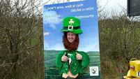 Leprechauns enlisted to promote road safety this St Patrick's weekend