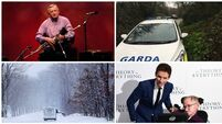 LUNCHTIME BULLETIN: Tributes paid to Uilleann piper Liam O'Flynn, Gardaí discover body of elderly woman in her Cork home