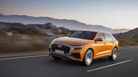 Audi Q8 offers luxury coupe with SUV convenience