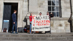 Latest: Trinity welcomes end of students' occupation of college over new fee