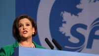 Sinn Féin see approval rating boost under new leader Mary Lou McDonald
