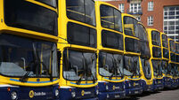 'The Dublin Bus brand is an iconic brand' - Dublin Bus denies getting proposal to re-brand buses