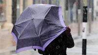 Status yellow rainfall warning in place for tomorrow; Thunderstorms and spot flooding expected
