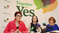 Together For Yes call for summer Dáil sittings to fast-track abortion law