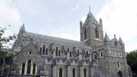 Saint's heart returned to Dublin cathedral as thieves thought it 'cursed'