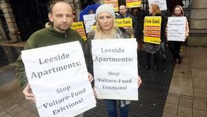 Cork tenants vow to fight eviction if Tenancies Board decides against them