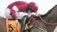 Ruby Walsh: Dealing with good fortune is easy, coping with bad luck a bigger test