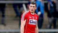 Cork defender Sean O'Donoghue suffers hamstring injury