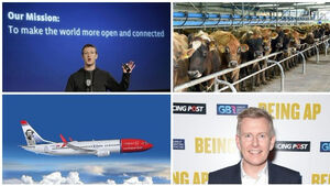 MORNING BULLETIN: Multimillion-euro fodder package for farmers; 87 million users may have been hit by Facebook scandal