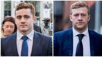 Ulster rape trial restrictions lifted; Blood stain airbrushed from photo of bed