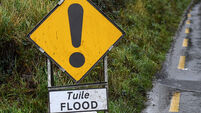 Met Eireann warns of local flooding after heavy rain