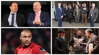 MORNING BULLETIN: Naughten won't be forced from office; Cork city traders oppose car ban